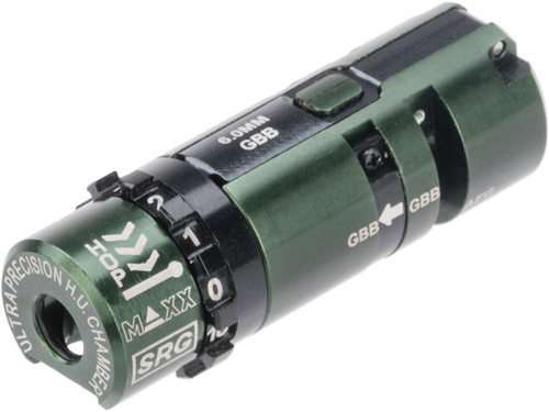 Maxx Model SRG Ultra Precision Hopup Chamber Unit for SRS/HTI Airsoft Sniper Rifles (Type: Right-Handed)