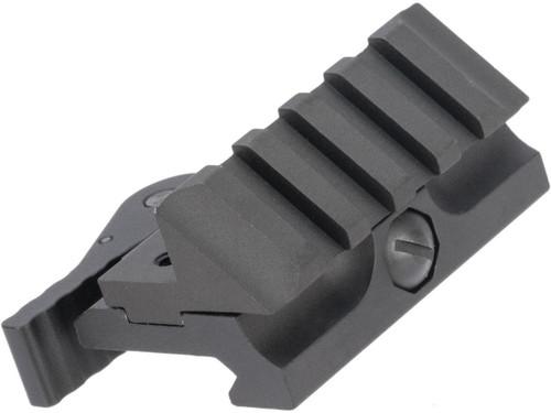 G&P Quick Lock QD Aluminum Offset Side Rail