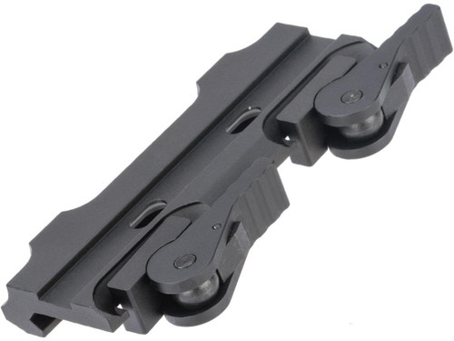 G&P Quick Lock QD Scope Mount Base for ACOG Styled Rifle Scopes
