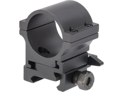 G&P 30mm Quick-Lock QD Twist Mount for Magnifier Scopes