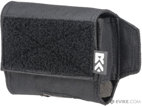 ExFog Helmet Pouch 1.0 for Goggle Anti-Fog Fan Kits (Color: Black)