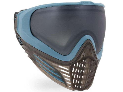 Virtue VIO Contour II Full Face Goggle (Color: Dark Slate Blue)