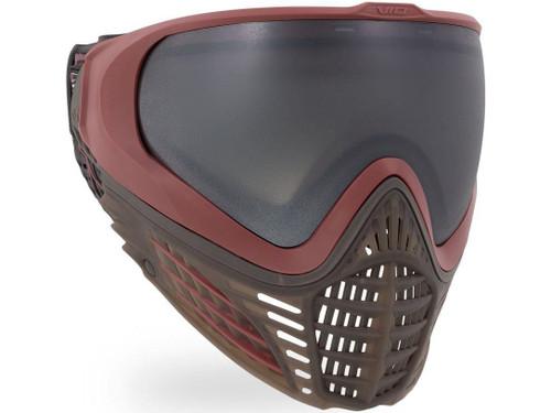 Virtue VIO Contour II Full Face Goggle (Color: Dark Slate Red)
