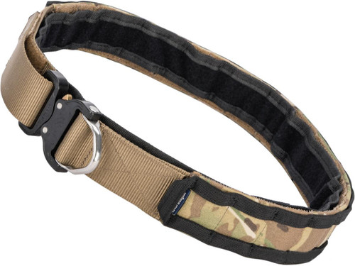 """EmersonGear 1.75"""" Low Profile Shooters Belt with AustriAlpin COBRA Buckle (Color: Multicam / Small)"""