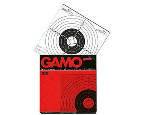 Gamo Paper Targets 100 pack