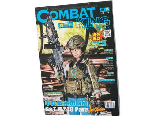 Combat King Airsoft Magazine (Issue: No.175 / June 2019)