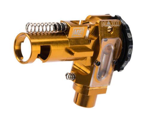 Maxx Model CNC Aluminum Hopup Chamber for M4 / M16 Series Airsoft AEG Rifles (Model: ME - SPORT)