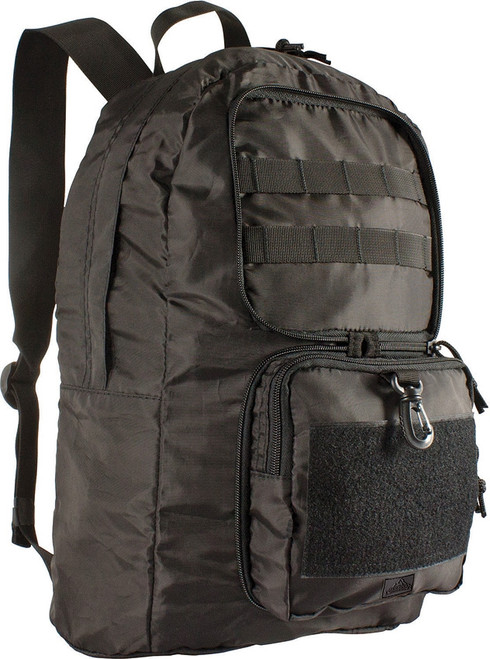 Collapsible Backpack Black