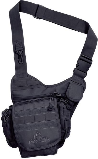 Nomad Sling Bag Black