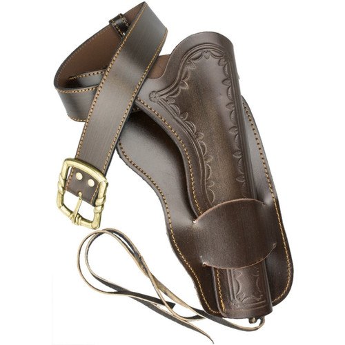 Single Western Leather Holster
