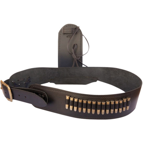 Leather Cartridge Belt DX701