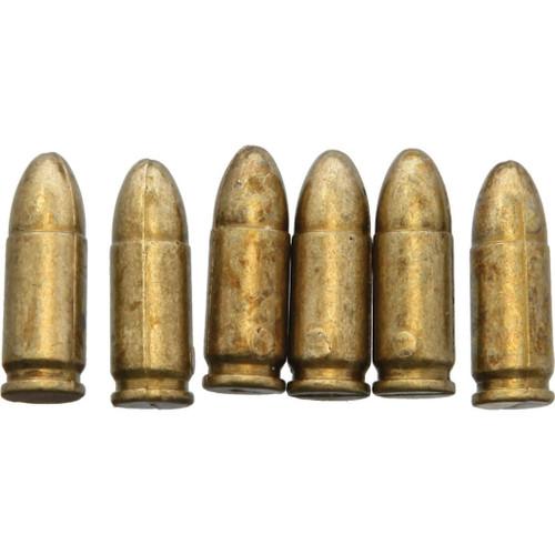 9mm Bullet Replica 6pk