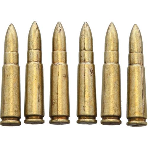 AK-47 Bullet Replica 6pk