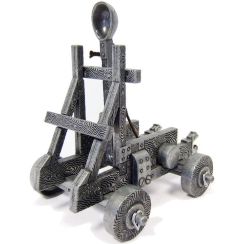Miniature Medieval Catapult