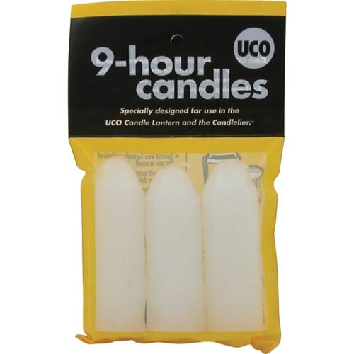 9-Hour Regular Candles