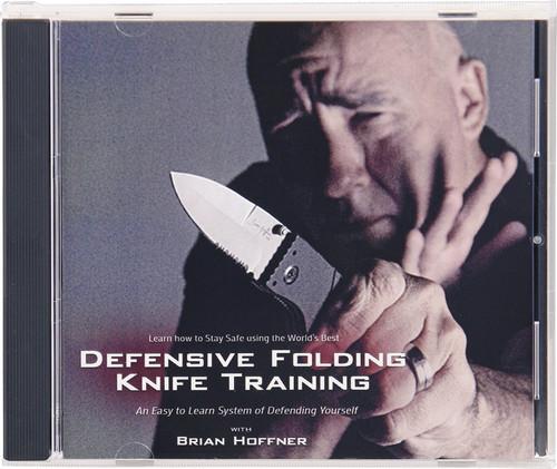 Defensive Folding Knife DVD