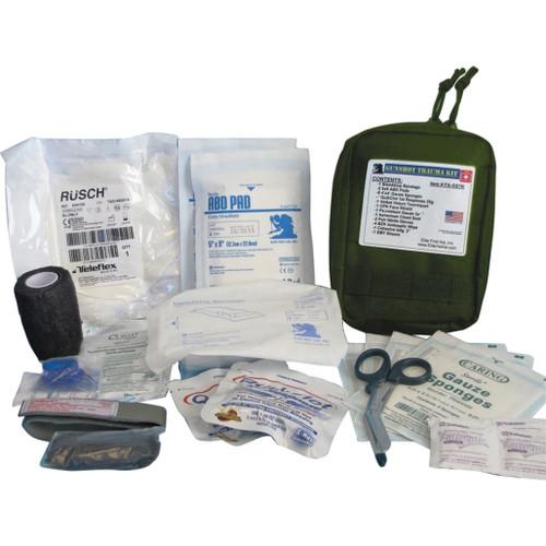 Gunshot Trauma Kit OD
