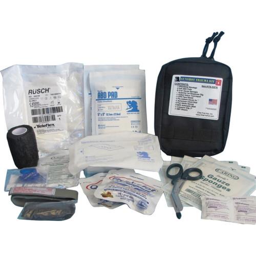 Gunshot Trauma Kit Black