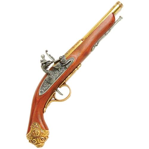 18th Century Flintlock Pistol DX1077L