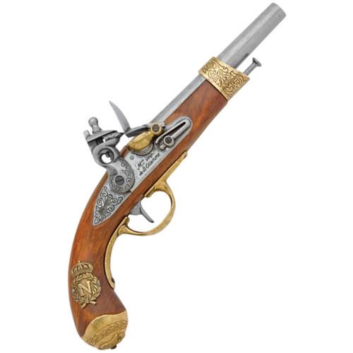 Napoleons Flintlock Pistol