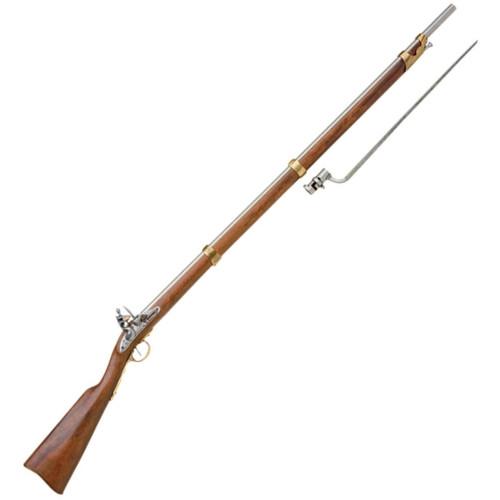French Rifle w/Bayonet