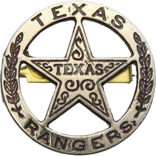 Texas Ranger Badge Replica