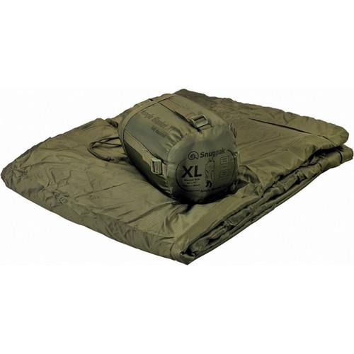 Jungle Blanket XL Olive