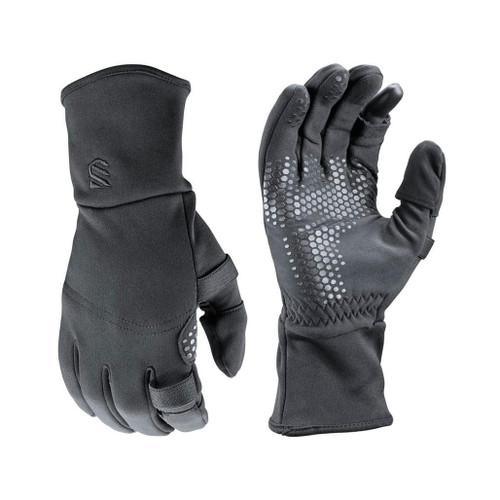 Blackhawk A.V.I.A.T.O.R. Aptitude Shooting Glove (Color: Black / Large)