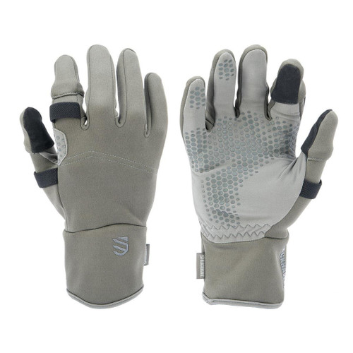 Blackhawk A.V.I.A.T.O.R. Aptitude Shooting Glove (Color: Urban Gray / Medium)