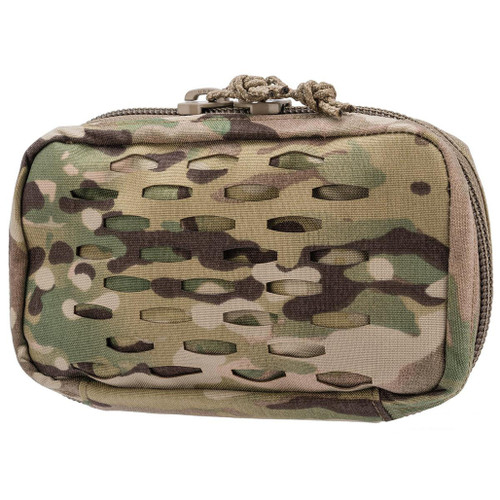Sentry Staggered Column Electronics Pouch (Color: Multicam)