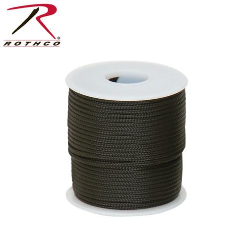 Rothco 95lb Micro Cord 100ft Spool - Olive Drab