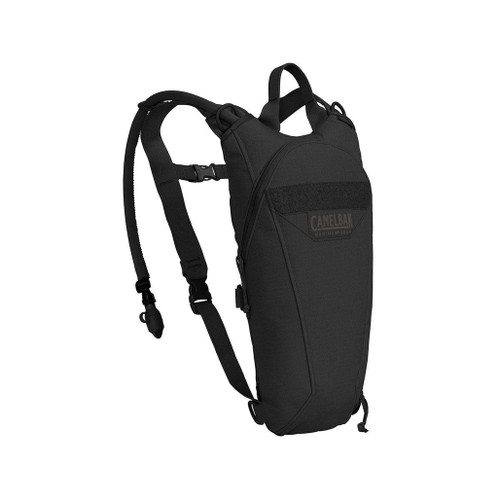 CamelBak ThermoBak 100oz Hydration Carrier with Mil Spec Crux Reservoir (Size: Long / Black)