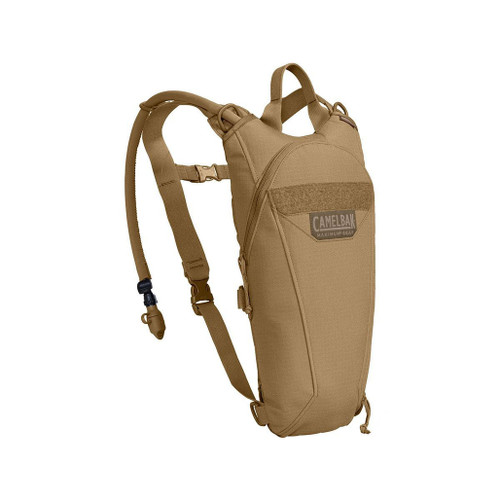 CamelBak ThermoBak 100oz Hydration Carrier with Mil Spec Crux Reservoir (Size: Long / Coyote)