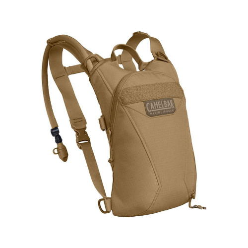 CamelBak ThermoBak 100oz Hydration Carrier with Mil Spec Crux Reservoir (Size: Short / Coyote)