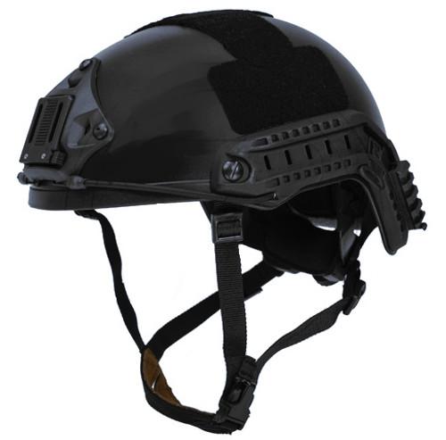 Krousis Maritime Helmet Premium Black L/XL