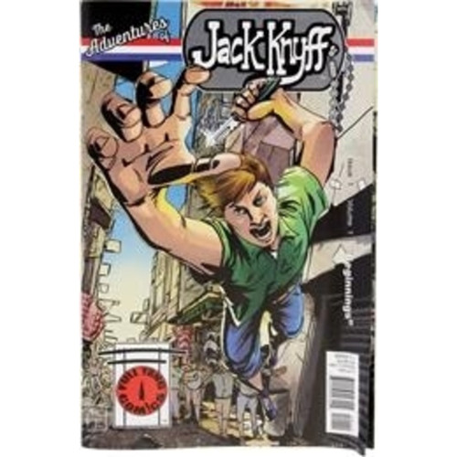 Jack Knyff Comic Book