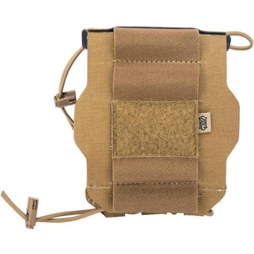 HSGI Reflex IFAK Pouch Carrier (Color: Coyote Brown)