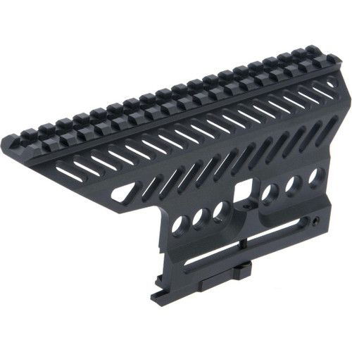 LCT Airsoft Z Series ZB-13 Aluminum Side Mount Rail for AK Series Airsoft Rifles