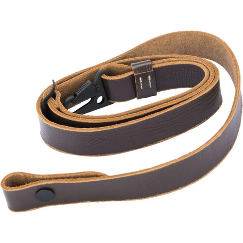 LCT Airsoft Leather Rifle Sling with HK Hook