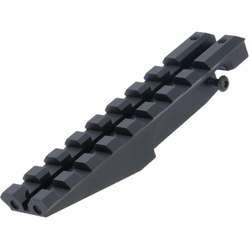 LCT CNC Aluminum Railed Rear Sight for AK Series AEG Rifles