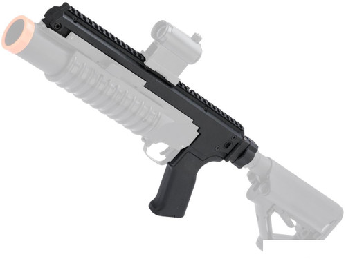6mmProShop Airsoft M203 Standalone Grenade Launcher Carrier (Model: Kit)