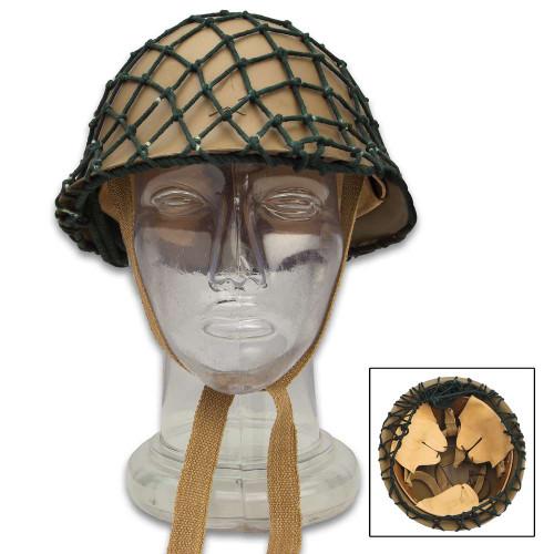 Japanese WWII Army Tetsubo Helmet