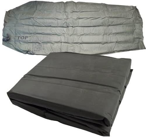 U.S. Armed Forces Insulated Pneumatic Air Mattress