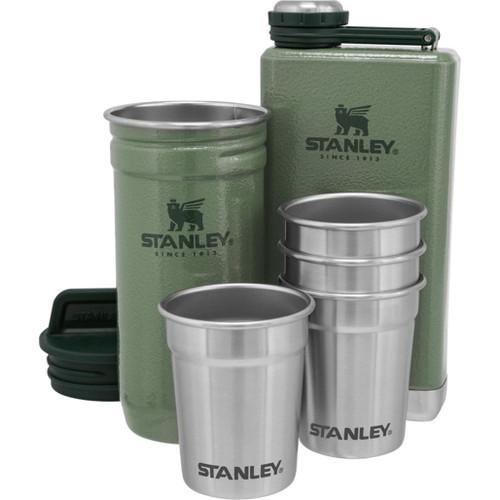 Pre-Party Shotglass/Flask Set