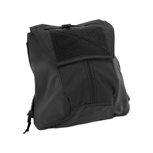 ZShot Crye Precision Licensed Replica Zip-on Panel Pack (Color: Black / Large)