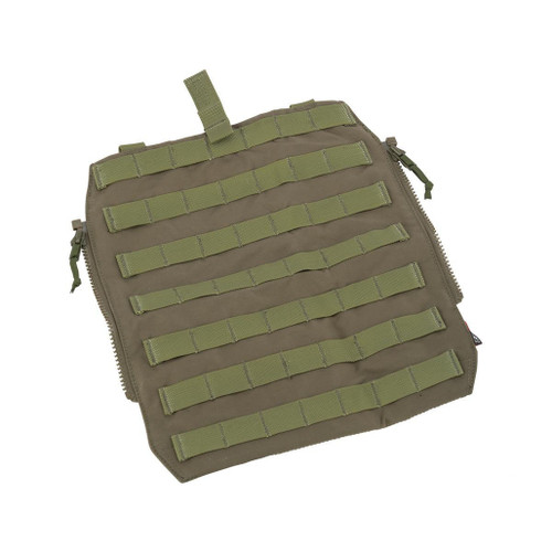 ZShot Crye Precision Licensed Replica Zip-on MOLLE Panel (Color: Ranger Green / Large)