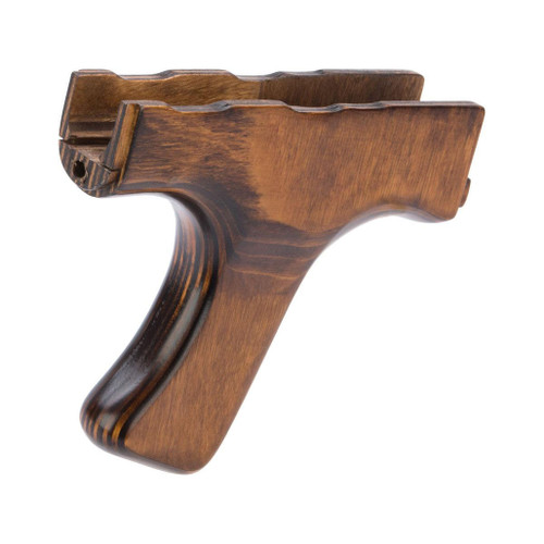 LCT Airsoft AIMS Wooden Lower Handguard for AKM Series Airsoft Rifles