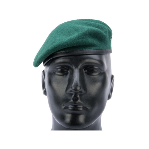 Militaire Legend French Military Beret by Laulhere (Color: Vert Legion / 58)