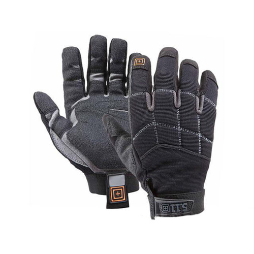 5.11 Tactical Station Grip Black Gloves (Size: Small)