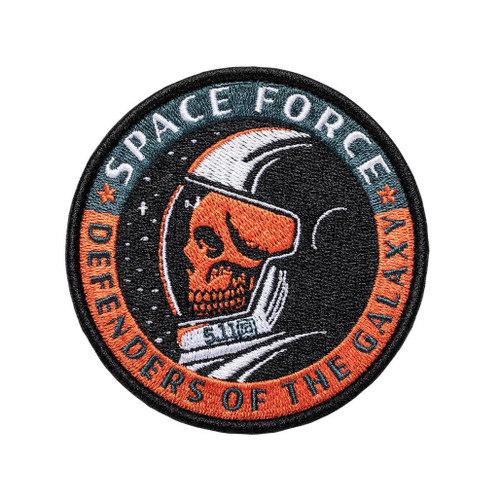 """5.11 Tactical """"Space Force"""" Hook & Loop Embroidered Morale Patch"""